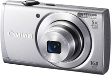 Canon About PowerShot A2600